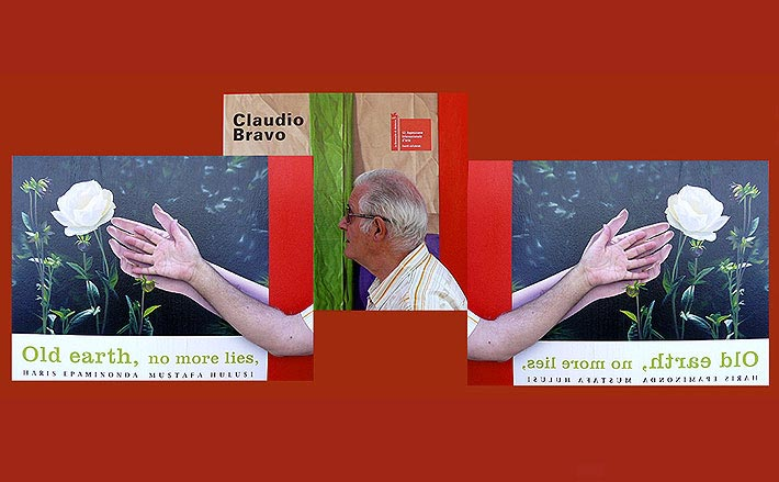 bravo Claudio, photomontage